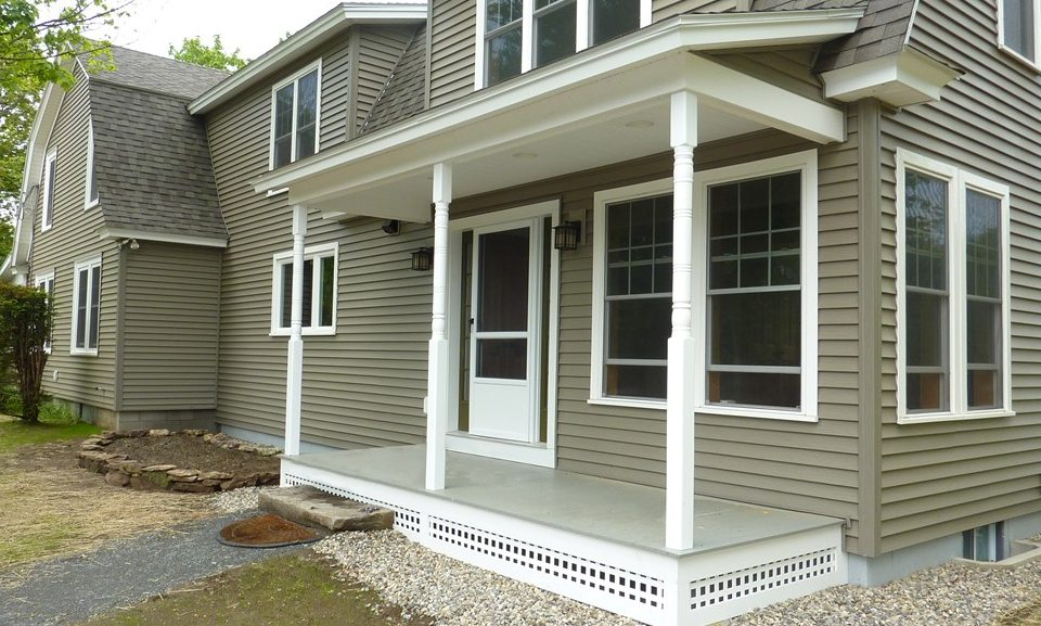 Addition & Whole House Renovation, Bernardston, MA